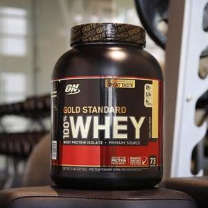 Optimum Nutrition 乳清蛋白增肌粉 2.27kg(5磅)