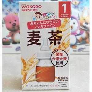 Wakodo和光堂 婴儿大麦茶 8包×6盒