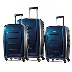 Samsonite新秀丽 Winfield 2 时尚行李箱 三件套