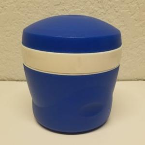 THERMOS膳魔师 便携式保温零食罐带可折叠汤勺 8盎司