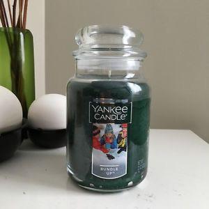 Yankee Candle扬基香薰无烟蜡烛 大瓶装 623g