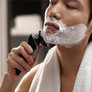 再降!Philips飞利浦 S9511/12 干湿两用剃须刀 不带清洁桶