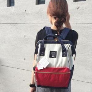 Anello 时尚双肩包 AT-B0193A 图片色