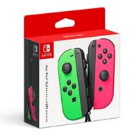 Nintendo任天堂 Switch Joy-Con 无线游戏手柄 (粉绿)1对