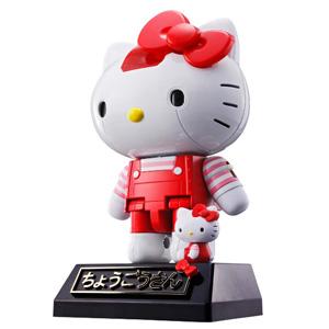 Bandai万代 超合金 Hello Kitty凯蒂猫