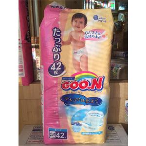 GOO.N大王 L52/XL42棉花糖纸尿裤 两款可选