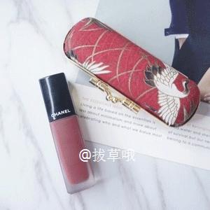 Chanel香奈儿炫亮魅力印记唇釉 色号154