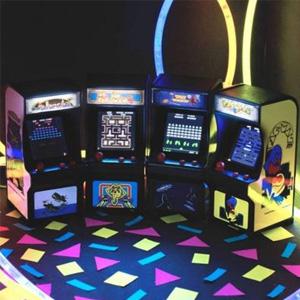 Super Impulse旗下,Tiny arcade 迷你街机