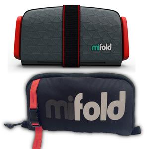 mifold Grab-and-Go 便携式大童安全座椅+手提袋