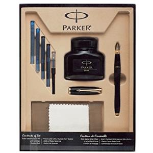 Parker派克 1760841 钢笔墨水礼盒套装