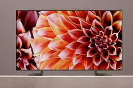 新品发售:SONY索尼 国内首发 X9000F 4K HDR电视 9999元起