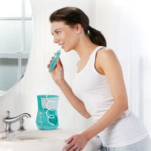 Waterpik洁碧 WP-676 Aquarius冲牙器 两色可选