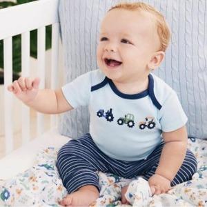 Gymboree金宝贝美国官网正价婴儿服饰5折促销