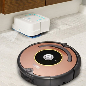 iRobot清洁机器人 (527E+241) 擦地扫地组合