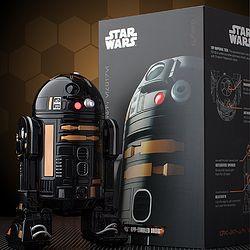 限会员:Sphero 星球大战 R2-Q5 R201QRW 限定版 遥控智能机器人