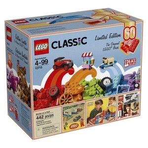 限量版 LEGO 乐高60周年纪念 复古包装综合套装,442颗粒