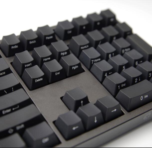 【更新】Akko艾酷 Ducky Zero 3108 PBT 侧刻 机械键盘
