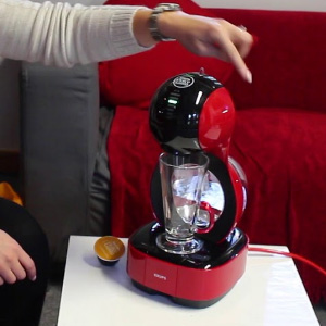 KRUPS雀巢 KP130840 Dolce Gusto Lumio 自动胶囊咖啡机