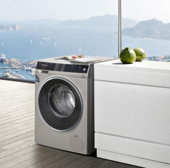 SIEMENS西门子 XQG100-WM14U669HW 10公斤 变频滚筒洗衣机