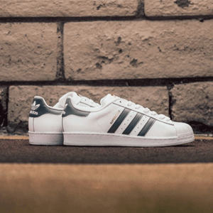 Adidas Superstar 大童贝壳头