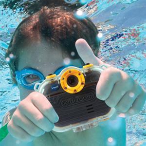 VTech伟易达 Kidizoom 儿童防水运动摄像机