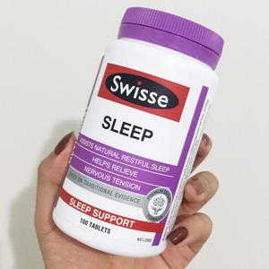 Swisse 成人安定睡眠片100粒