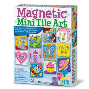 4M 磁性创意瓷砖玩具