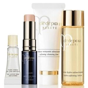 Clé de Peau Beauté 化妆护肤4件套