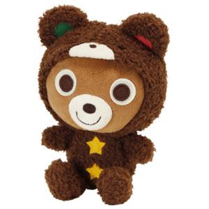 MIKIHOUSE 会说话的小熊玩具