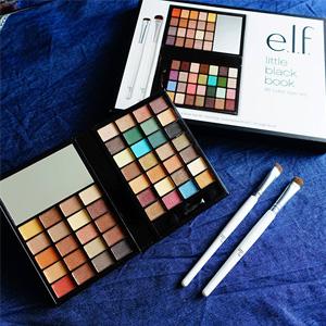 e.l.f. 48色眼影套盒+眼影刷+晕染刷