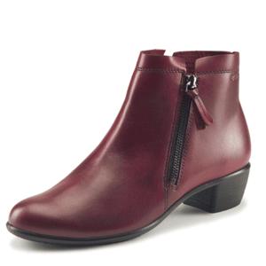 ECCO 爱步 女士 Touch 35正装粗跟短靴