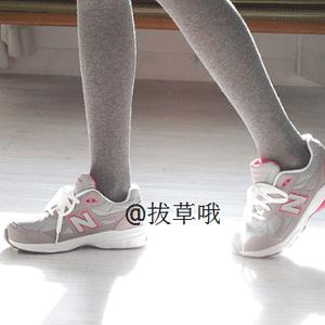 成人可穿!New Balance新百伦 990V3 大童款慢跑鞋