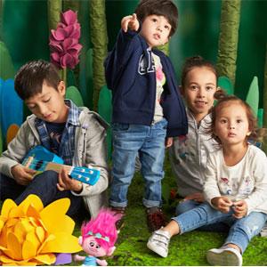 GAP中国官网 童装促销 最高额外65折