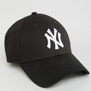特价!New Era mlb 黑色经典款可调节帽子