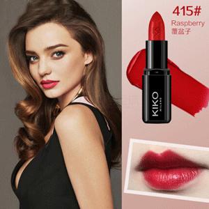 KIKO 丰盈营养唇膏 4系 415木莓色