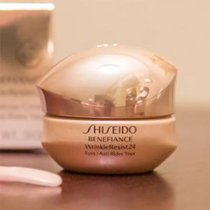 补货!Shiseido资生堂 盼丽风姿抗皱修护眼霜 14g