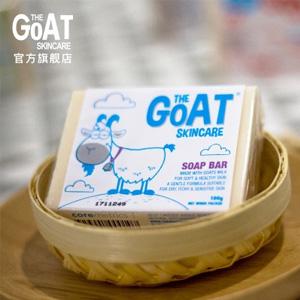 The Goat Skincare 天然山羊奶手工皂 100g