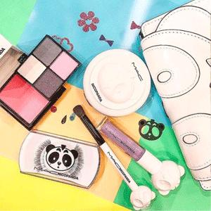 Mac X Nicopanda 熊猫合作系列彩妆英国发售