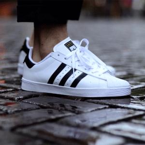 adidas 阿迪达斯 Superstar Vulc ADV 男款贝壳头运动鞋