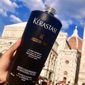 Kerastase卡诗 黑钻凝时高端系列洗发水 1000ml