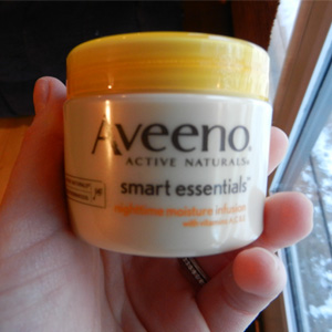 Aveeno 抗氧化保湿晚霜48g*3瓶装