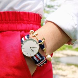Daniel Wellington 0606DW Classic系列女士时装腕表