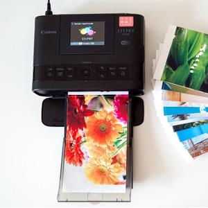Canon佳能 CP1200 便携无线照片打印机
