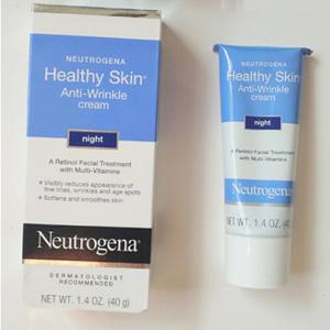 Neutrogena露得清抗皱晚霜40g