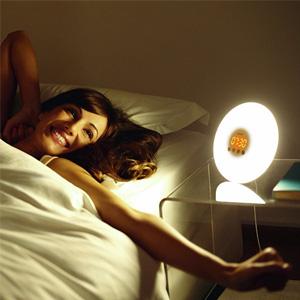 Philips飞利浦 HF3500/60 自然唤醒床头灯