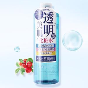 Alovivi澄净保湿化妆水 美肌清爽型500ml