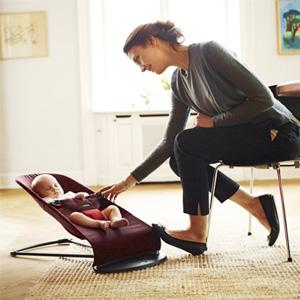 BABYBJORN 平衡型柔软婴儿摇椅