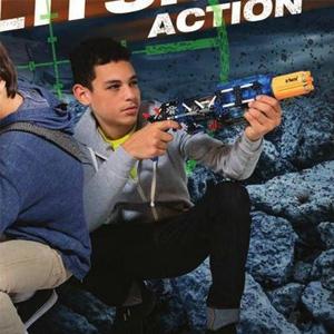 K'NEX科乐思 K-Force系列 RotoShot 五连发玩具枪