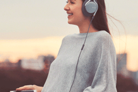 SONY MDR-1AM2 Hi-Res 耳机 正式发售