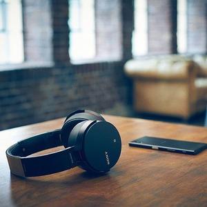 SONY MDR-XB950B1 头戴式蓝牙耳机